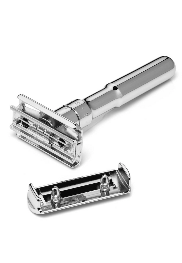 Merkur Razor Futur Chrome-Plated Polished