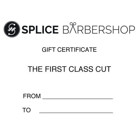Gift Voucher - The Signature Cut