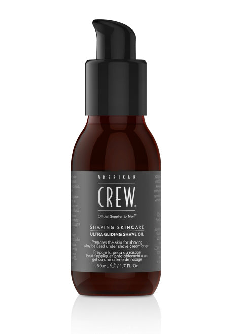 American Crew Ultra Gliding Shave Oil 50ml