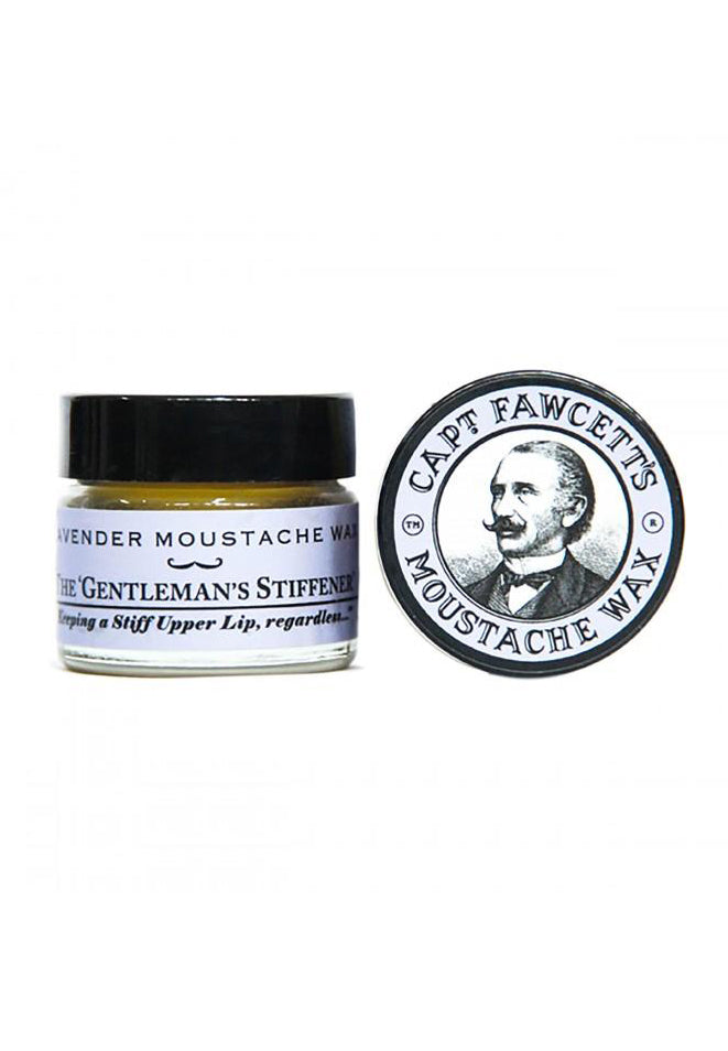 Captain Fawcett - Moustache Wax
