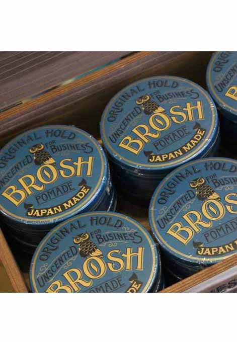 Brosh Unscented Hold Pomade