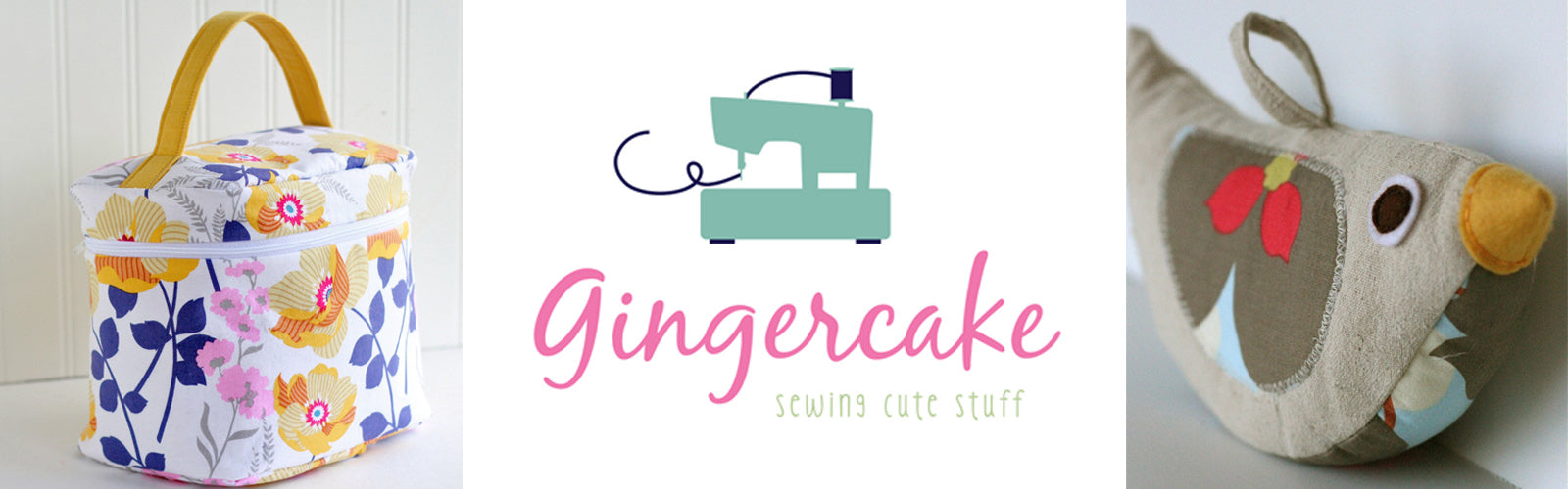 Gingercake PDF Sewing Patterns on UpCraft Club