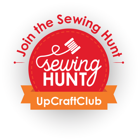 Join the UpCraft Club Sewing Hunt