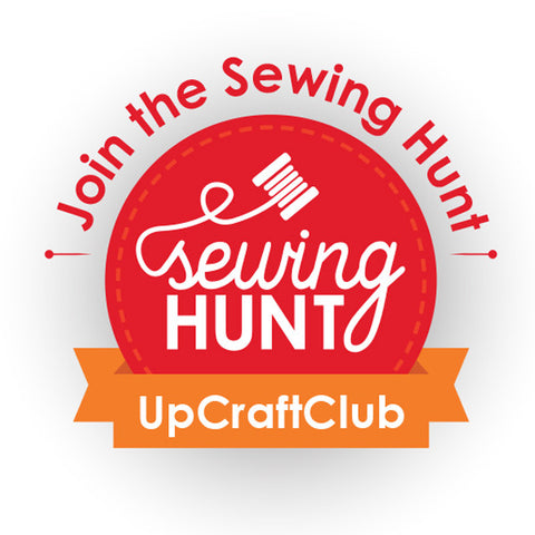 UpCraft Club Sewing Hunt