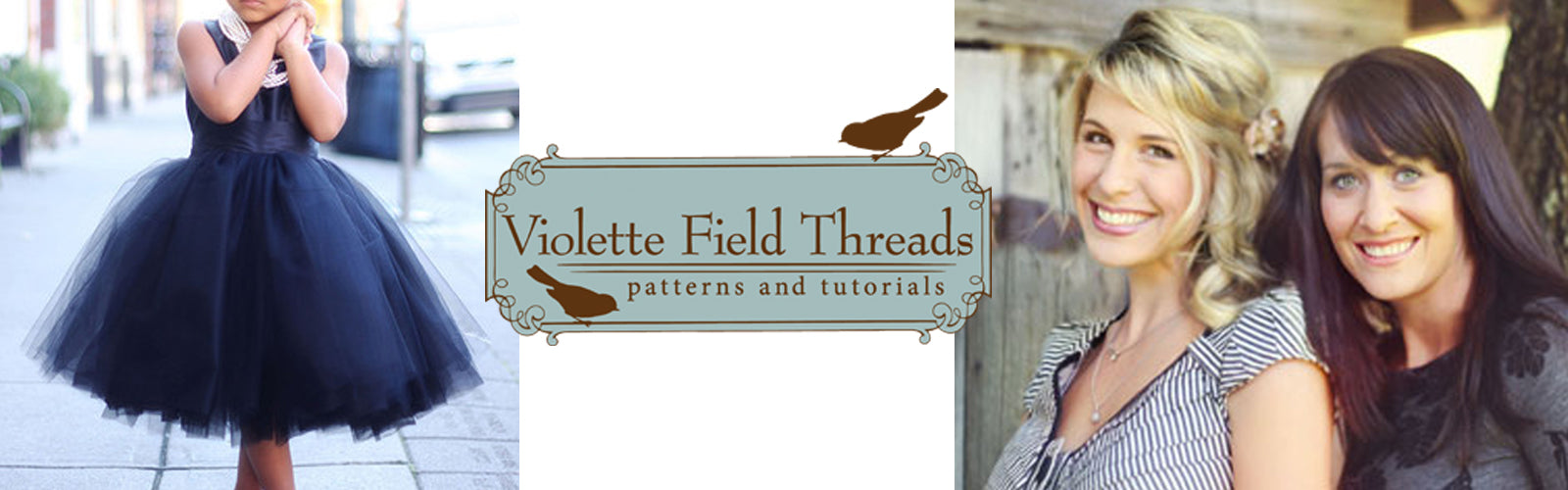 Violette Fields Threads modern sewing patterns on UpCraft Club 8d541e7ba2a