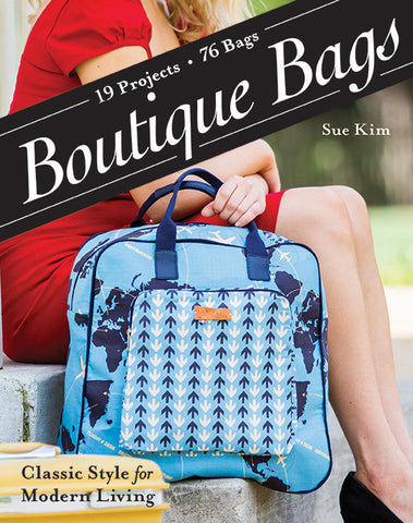 Boutique Bags E-Book