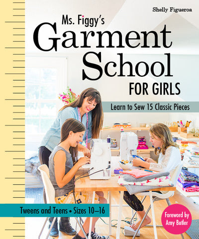 Ms. Figgy's Garment School for Girls E-Book