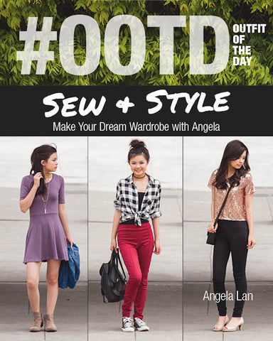#OOTD Sew & Style E-Book