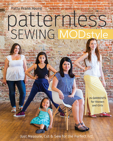 Patternless Sewing MODstyle E-Book