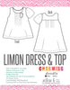 Limon Dress & Top