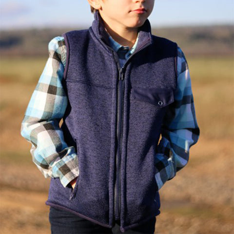 Willow Fleece Vest