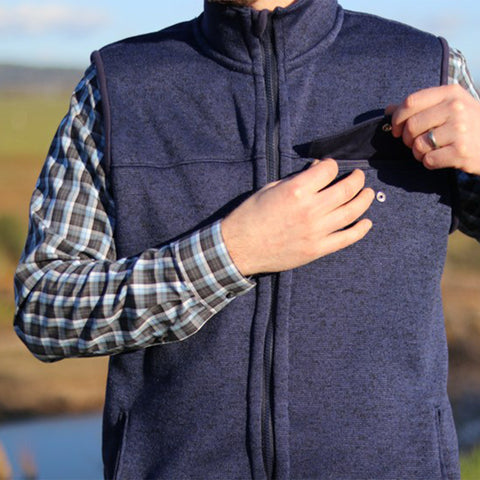Redwood Fleece Vest