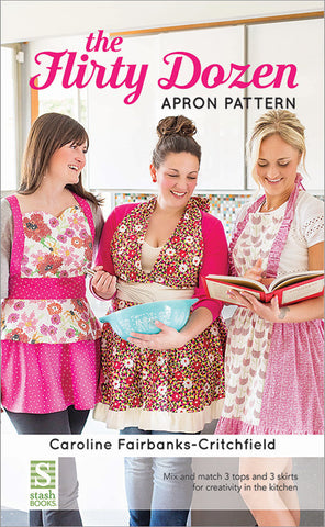 The Flirty Dozen Apron E-Book