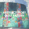 Abstract Story Quilt Pattern