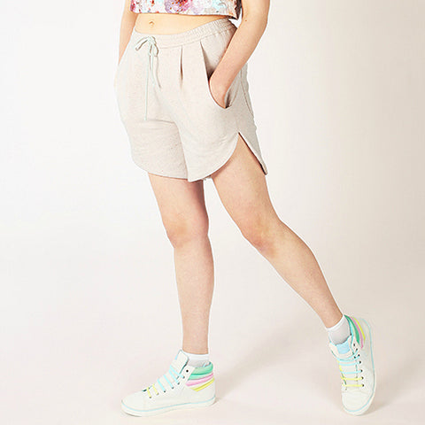 Alexandria Track Shorts (& Peg Trousers)