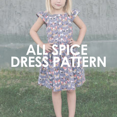 All Spice Dress