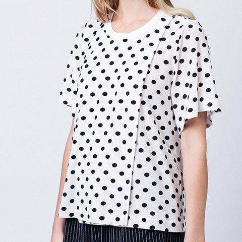Anneli Double Front Tee