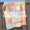 Boho Chic Quilt Pattern