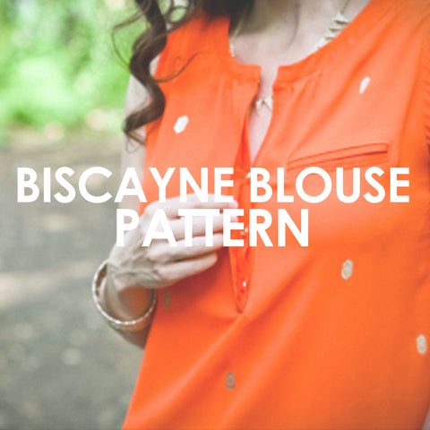 Biscayne Blouse