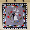 Bridal Couple Wall Hanging