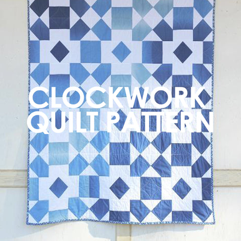 Clockwork Quilt Pattern