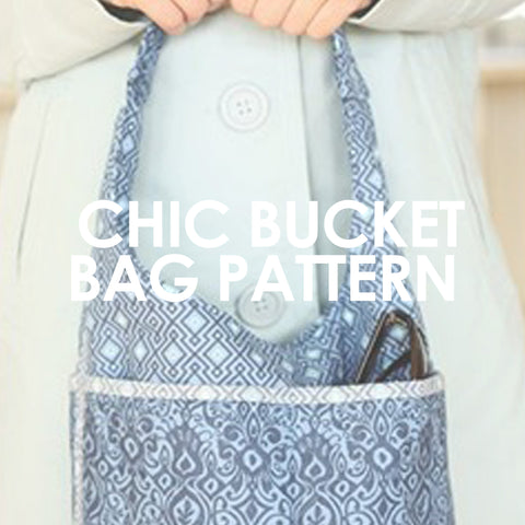 Chic Bucket Bag