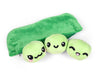 Chick Pea & Pea Pod Plush Toy
