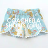 Coachella Shorts for Girls
