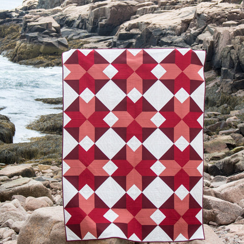 Starlight Crystals Quilt Pattern