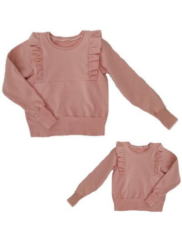Issie Top and Dress BUNDLE (Kids and Women)