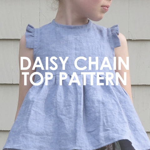 Daisy Chain Top 06