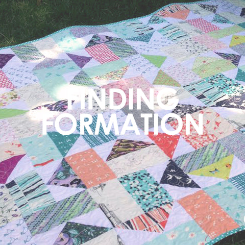 Finding Formation Quilt Pattern