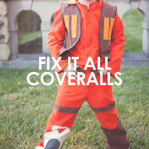 Fix It All Coveralls and Coat