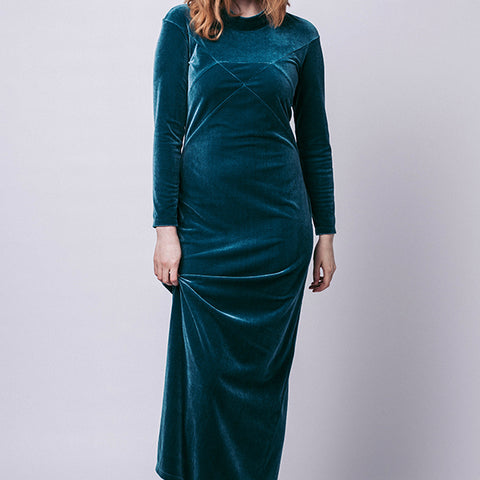 Gemma Maxi Dress (& Sweater)