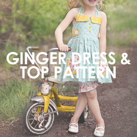 Ginger Top & Dress