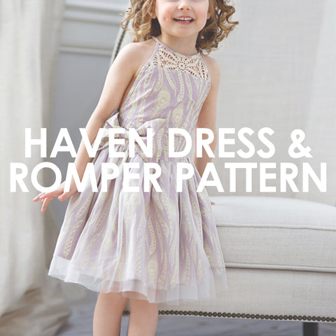 Haven Dress & Romper