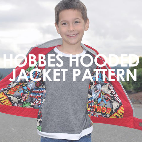 Hobbes Hooded Jacket