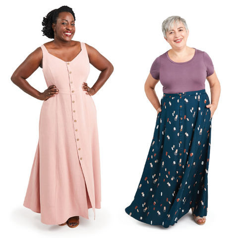Holyoke Maxi Dress & Skirt