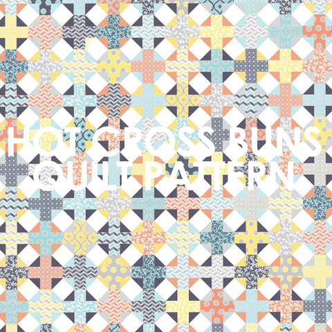 Hot Cross Buns Quilt