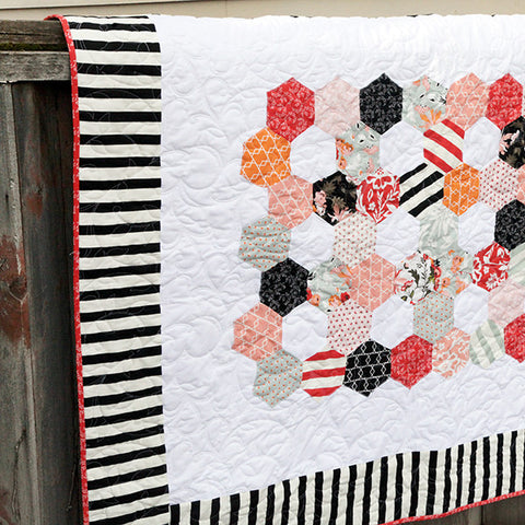 Perfect Hexagon Quilt