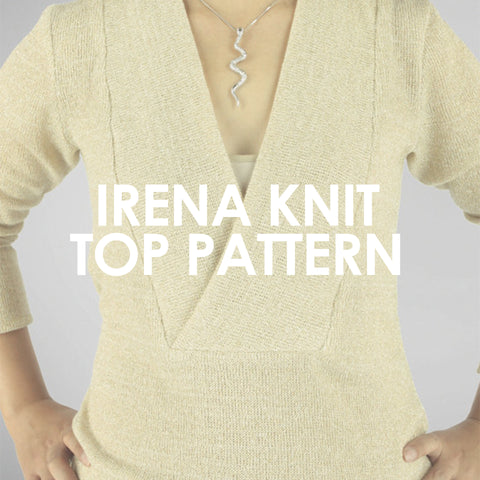 Irena Knit Top