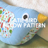 Katie Bird Pillow