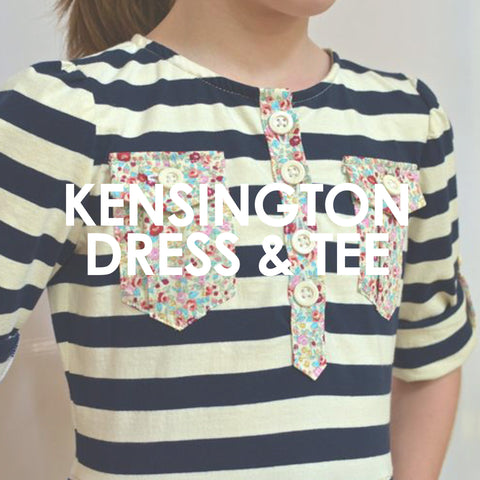 Kensington Dress and Tee
