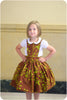 Kinderschurze Pinafore Dress