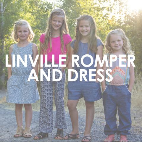 Linville Romper and Dress
