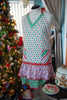 Candy Stripes Apron and Table Runner