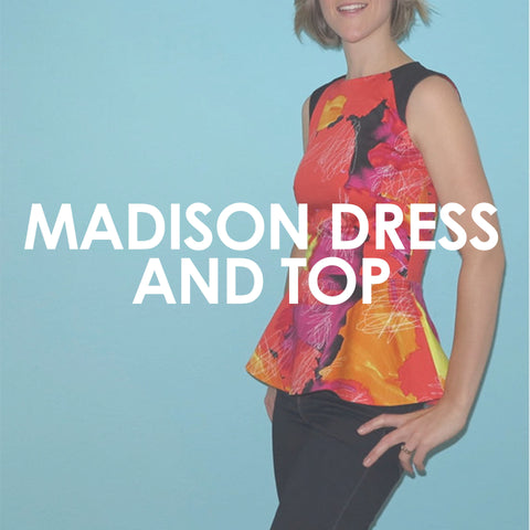 Madison Dress and Top