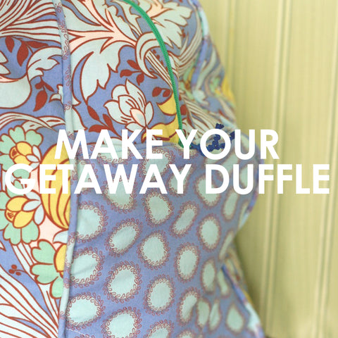 Make Your Getaway Duffle