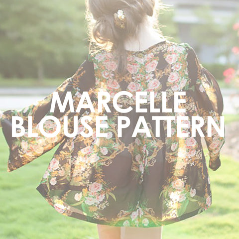 Marcelle Blouse