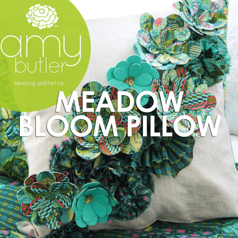 Meadow Bloom Pillow